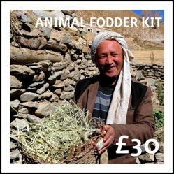 £30: Animal fodder kit
