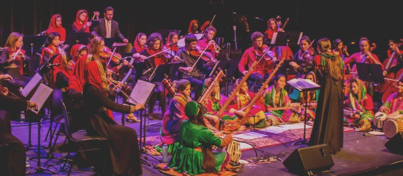 Afghanaid Presents: Celebrating Music & Dance in Afghanistan