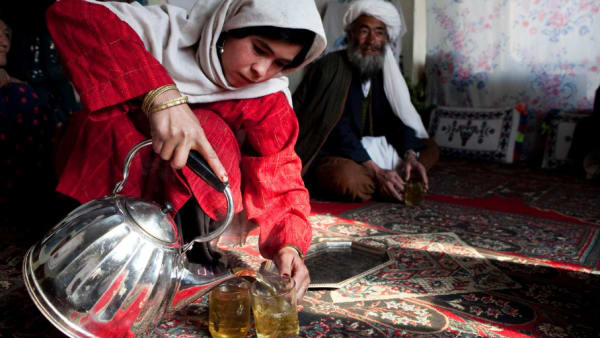 Afghanaid Presents: What's For Tea?