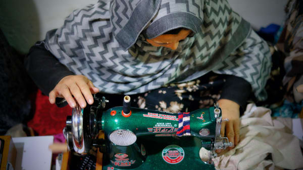 Afghanaid Presents: Memory, Revival and Rights in Afghanistan's Fashion Industry