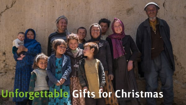 Unforgettable gifts for christmas