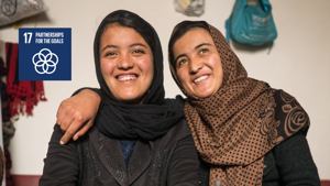 SDG 17 in Afghanistan: Partnerships for the Goals