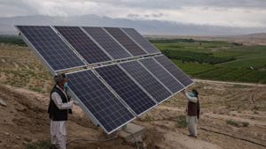 Afghanaid Presents: Climate Action in Afghanistan
